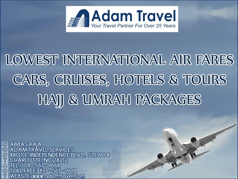 Adam-Travel
